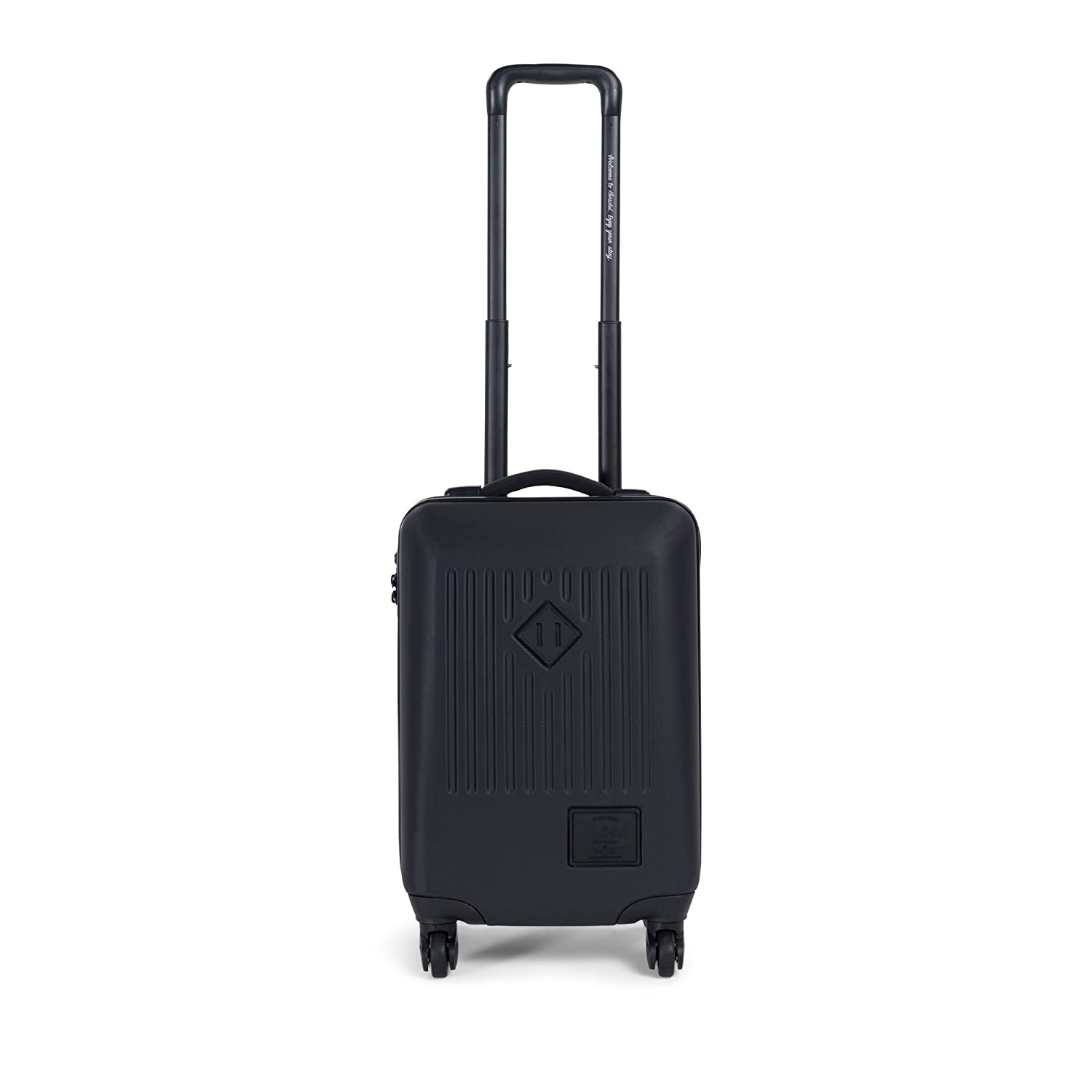 The Herschel Trade Carry On, Black travel product recommended by Alexandra Tran on Lifney.
