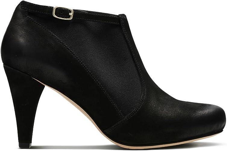 TALLA 35.5 EU. Clarks Dalia Pearl, Zapatos de Tacón para Mujer