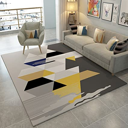 Genial Rugs  Simple And Modern Carpets Floor Mats Living Room Coffee Table Bedroom  Bedside Home Study
