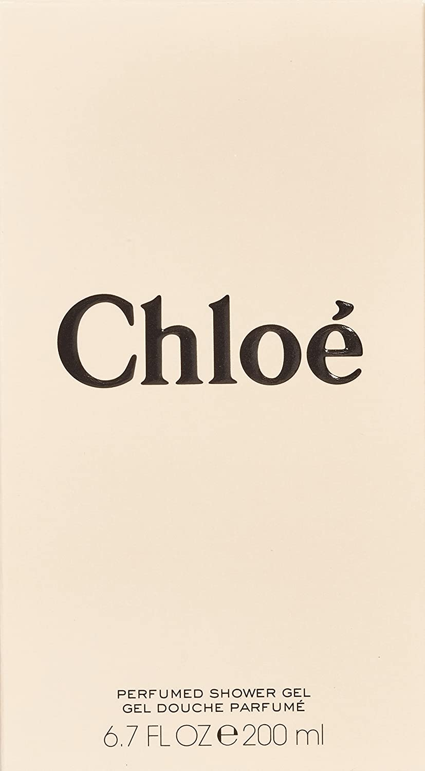 Chloe Signature Shower Gel, 6.8 Ounce