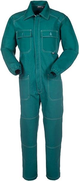 Serio Plus Tuta Da Lavoro Generico Drill Cotone Verde Agricolo Ce I A40109 Amazon It Abbigliamento
