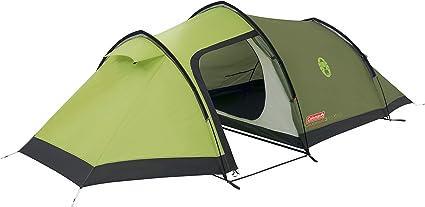 Coleman Tent Tunnel Tasman 2 Persons Camping Outdoor Trekking Short Trip