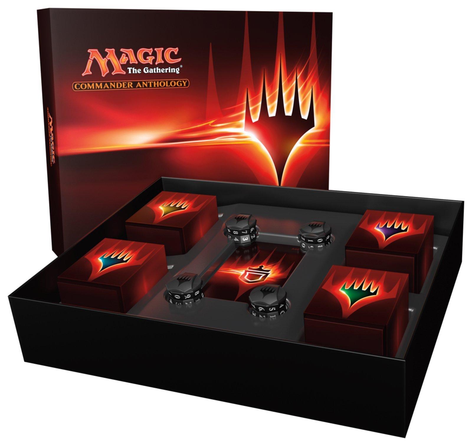 Commander Anthology Magic the Gathering MTG 2017