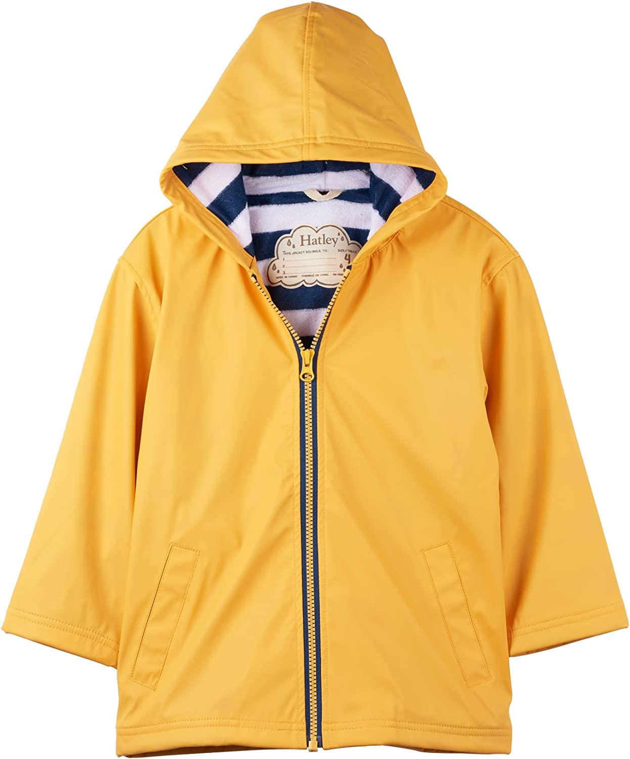 Hatley Boys' Splash Jacket