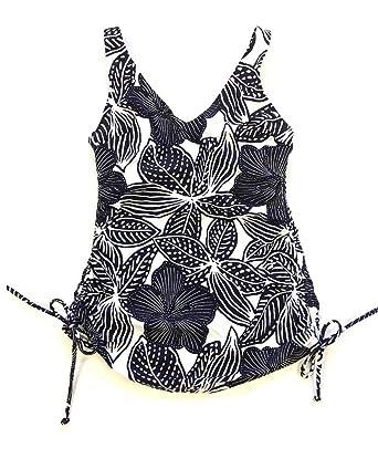 f06b202580e03 Croft   Barrow Women s Swimwear Wired Over The Shoulder Tankini Top