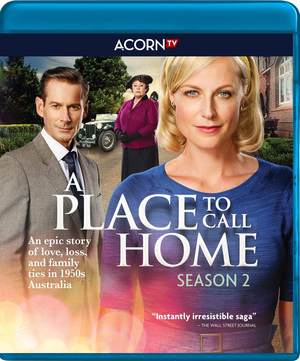 Place to Call Home, A: Series 2 [Blu-ray]