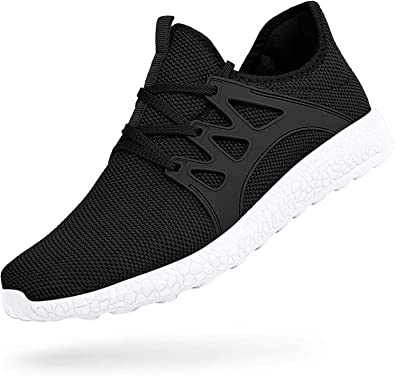 Women Comfortable Lightweight Mesh Trainers sneakers Colorful Shoes Lace Up