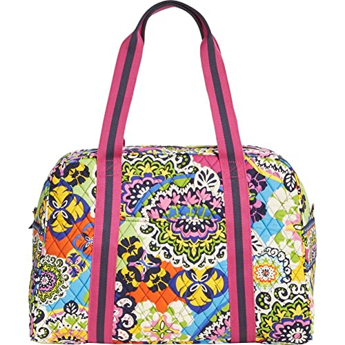 Amazon.com: Vera Bradley Sport Duffel (Rio): Shoes