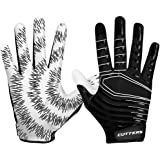 Cutters Rev 3.0 Ultra Grip Football Gloves for Youth and Adult (1 Pair)