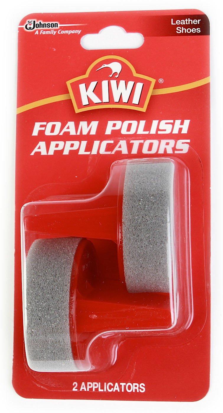 Kiwi Foam Polish Applicators, (Pack of 3 = 6 Total)
