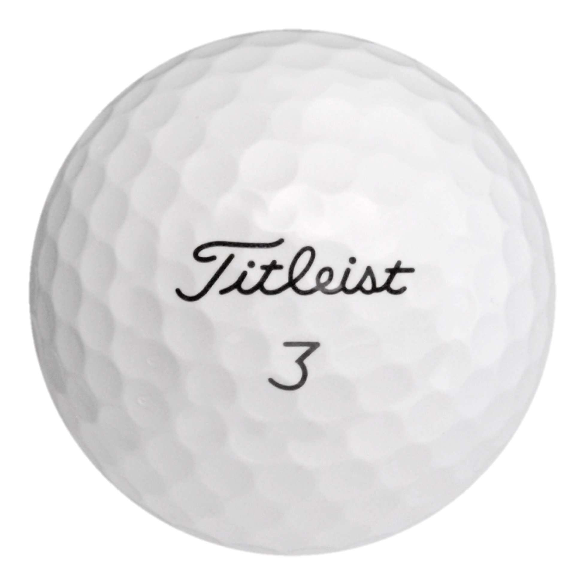 84 Titleist ProV1 2017 - Value (AAA) Grade - Recycled (Used) Golf Balls by Titleist (Image #2)