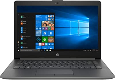 HP 14 Core i3 7th gen 14-inch Thin and Light Laptop (4GB /1TB HDD/Windows 10 Home/Smoke Gray /1.59 kg)