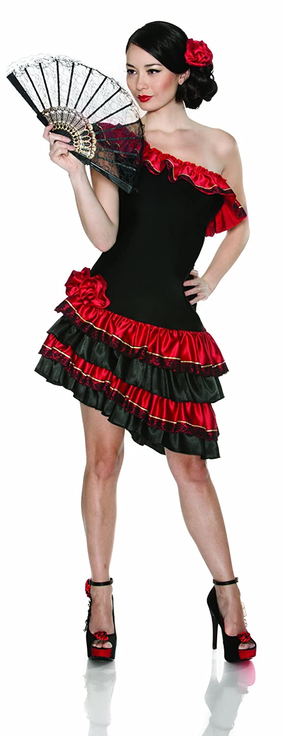 Amazon.com: Delicious caliente Costume: Clothing
