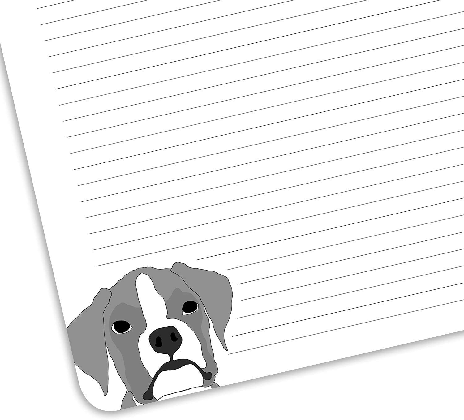 Dog Notebook 5-Pack for Dog Lovers A Great Gift for Dog Owners and Pet Lovers!