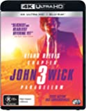 John Wick: Chapter 3 - Parabellum [2 Disc] (4K Ultra HD + Blu-ray)