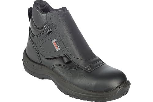 Modyf Soldador de Botas S3, Color Negro, Talla 41: Amazon.es: Zapatos y complementos