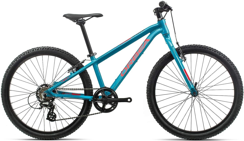 Orbea MX 24 Dirt K011 - Bicicleta de montaña para niños, 7 ...