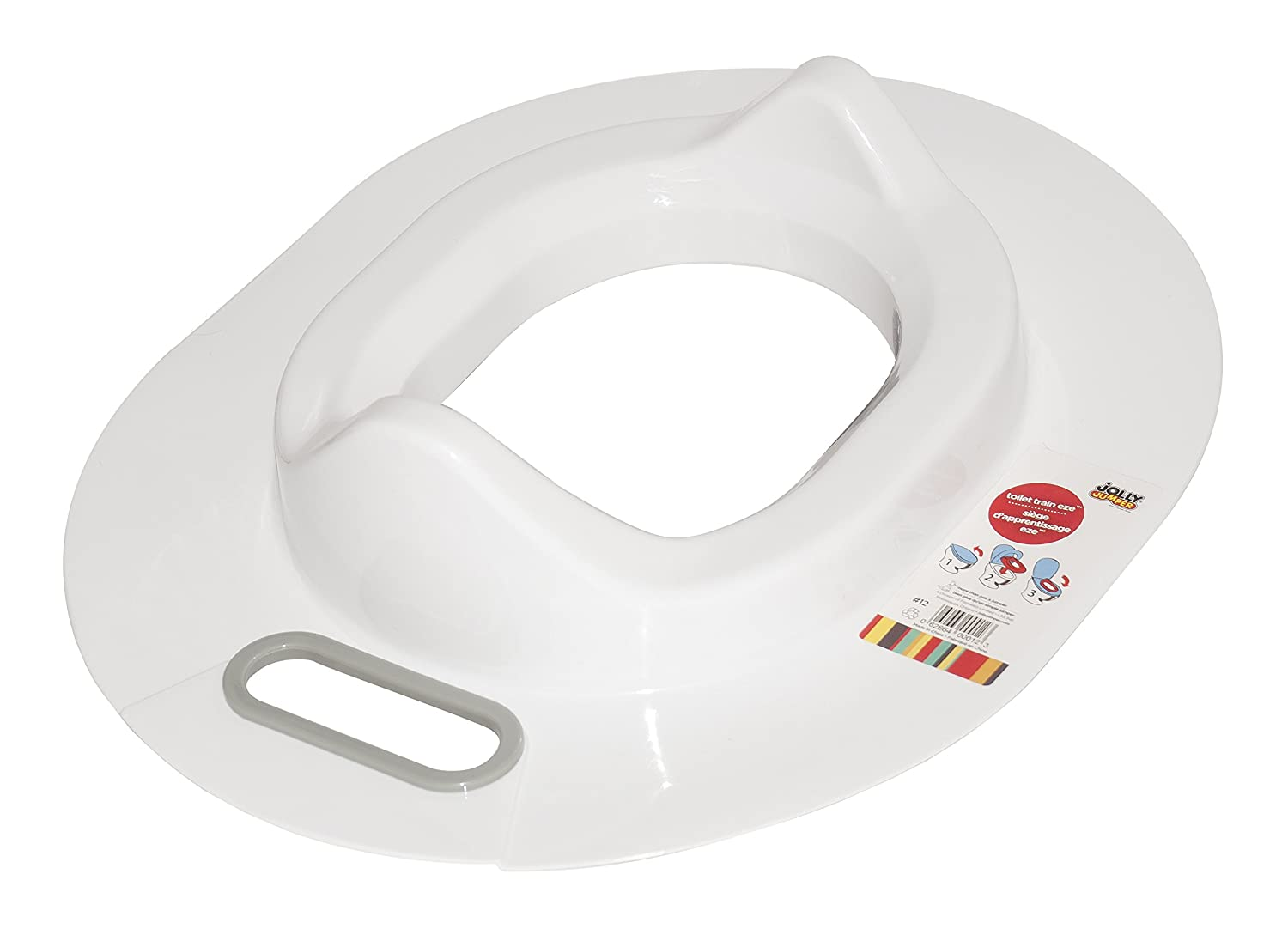 Jolly Jumper Toilet Ring White 12