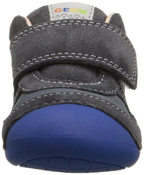 Basket, color Blue , marca GEOX, modelo Basket GEOX B TUTIM Blue