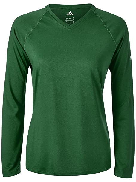 how to orders new concept fair price Adidas Women's Climalite Long Sleeve Shirt
