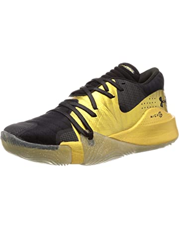 1955884e Under Armour Spawn Low, Zapatos de Baloncesto para Hombre