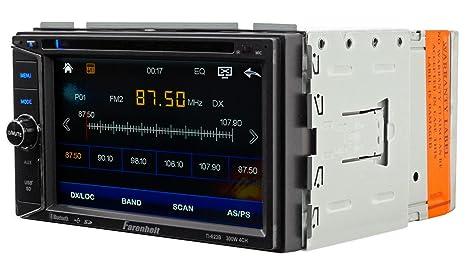 Amazon.com: TI-623B - Farenheit in-Dash 2-DIN 6.2