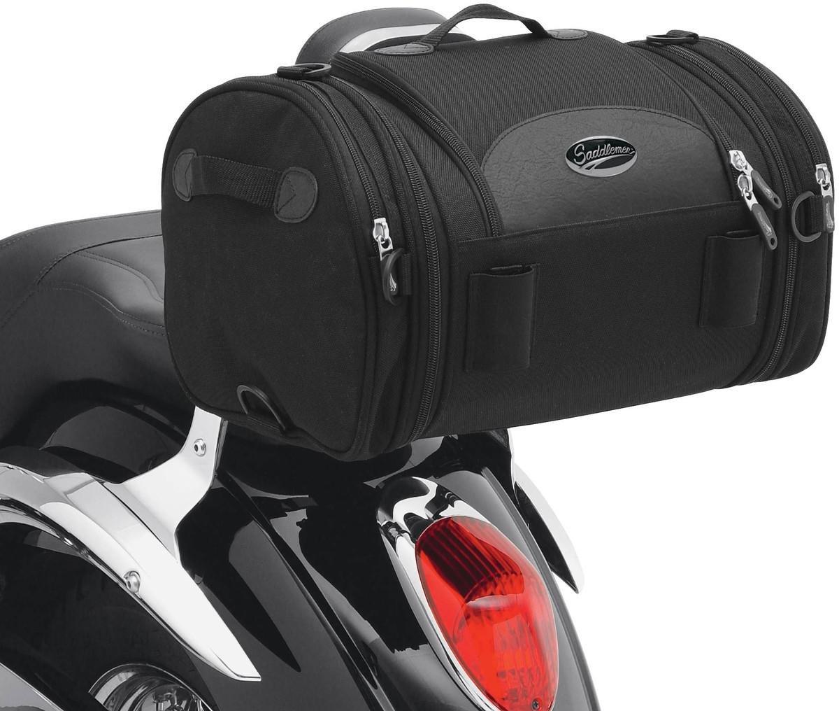 Saddlemen - 3515-0075 - R1300LXE Deluxe Roll Bag