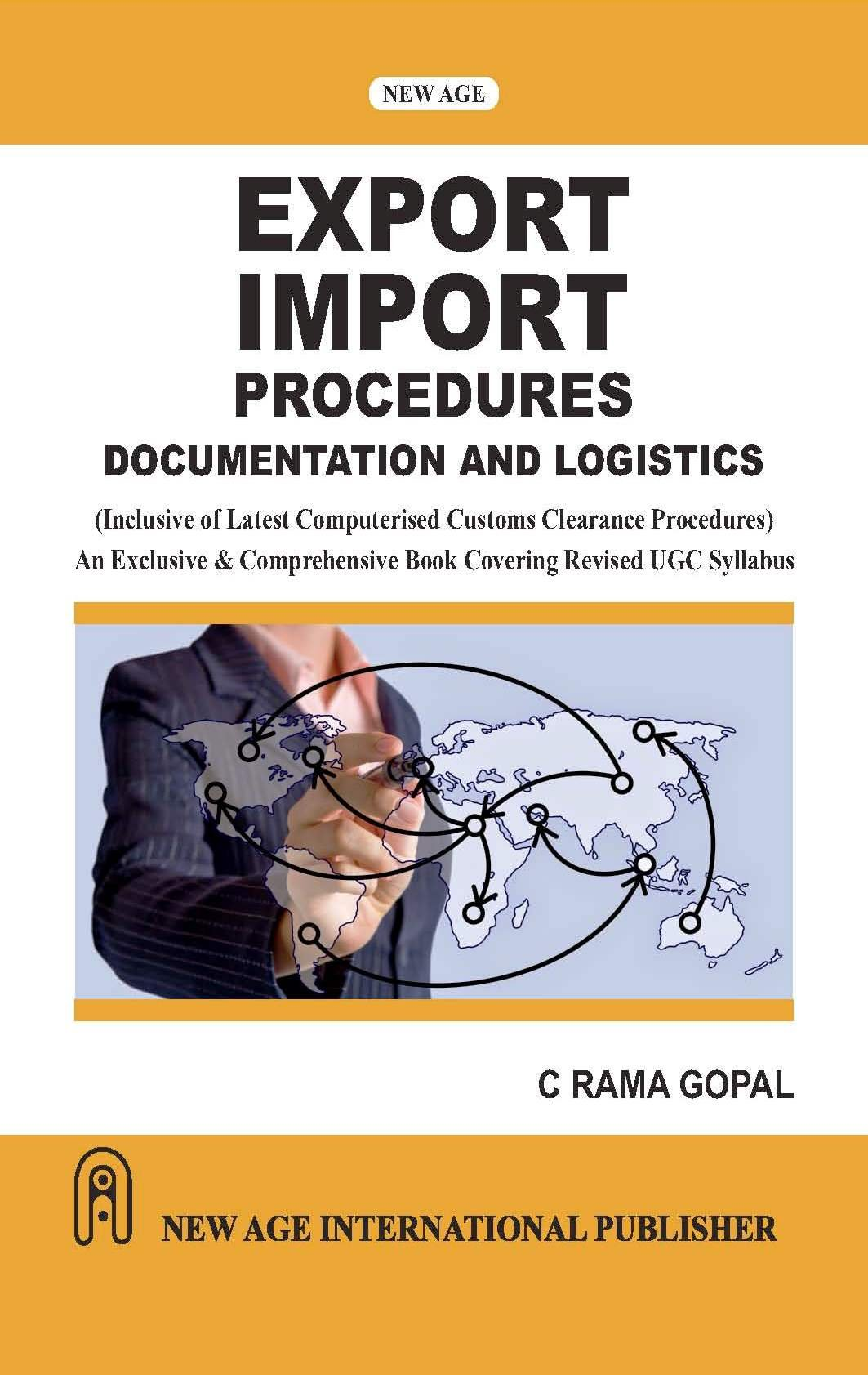 Buy export import procedures documentation and logistics book buy export import procedures documentation and logistics book online at low prices in india export import procedures documentation and logistics publicscrutiny Choice Image