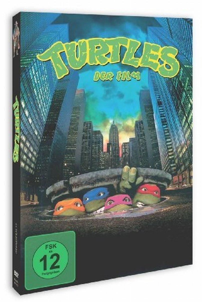 Amazon.com: Barron,Steve Turtles-Der Film [Import allemand ...