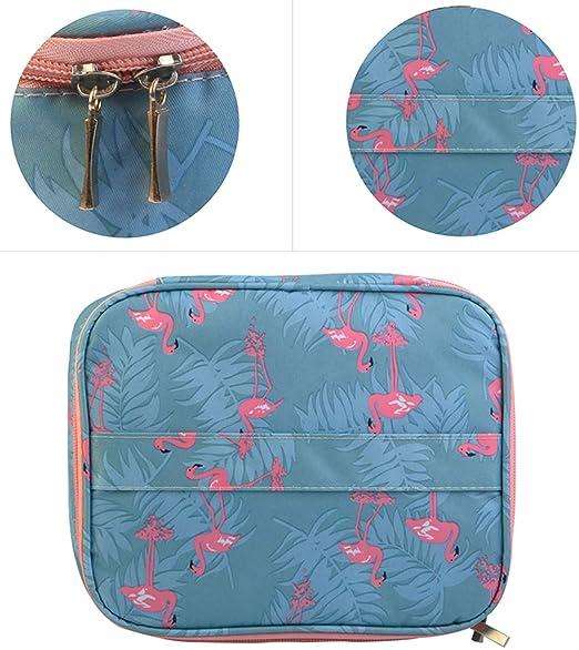 778d4c129142 Amazon.com : iMounTEK Travel Cosmetic Makeup Toiletry Organizer Bag ...