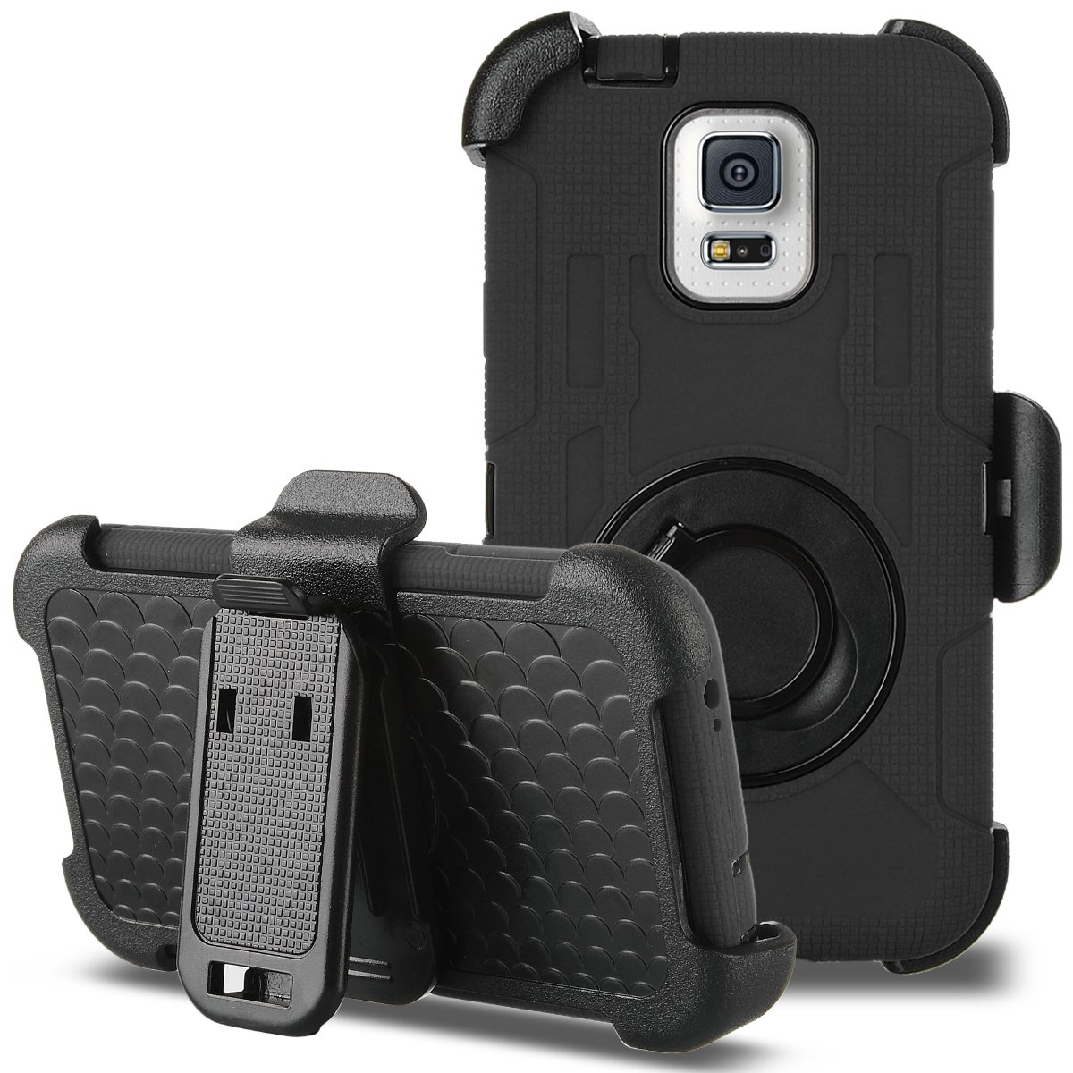 pretty nice d9bb1 afeba Top 10 Best Samsung Galaxy S5 Protective Case Covers Reviews 2018 ...