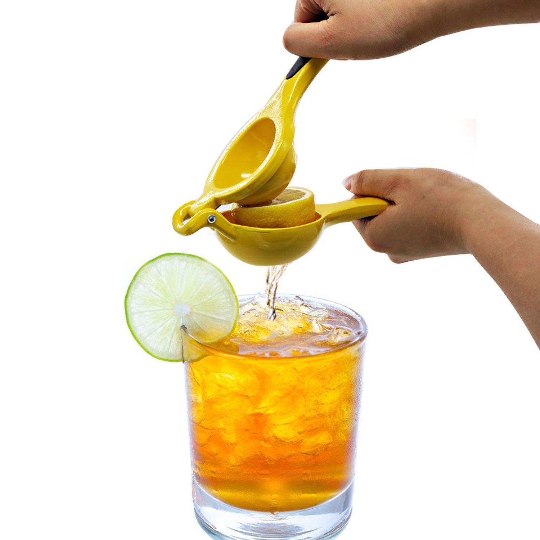 Compra Xcellent Global Exprimidor de Limón y Rociador de Cítricos Juego de Licuador Manual para Fruta Lima Naranja HG127 en Amazon.es