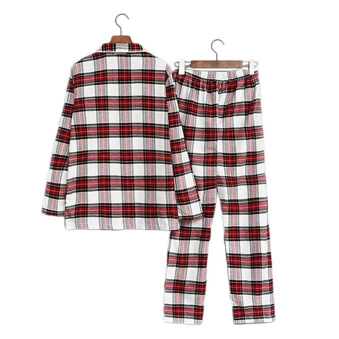 26313dfea1 COIN Damen Pyjama mit Knopfleiste & Hemdkragen, Zweiteiliger Schlafanzug, 2  Farbe, S-XL: Amazon.de: Bekleidung