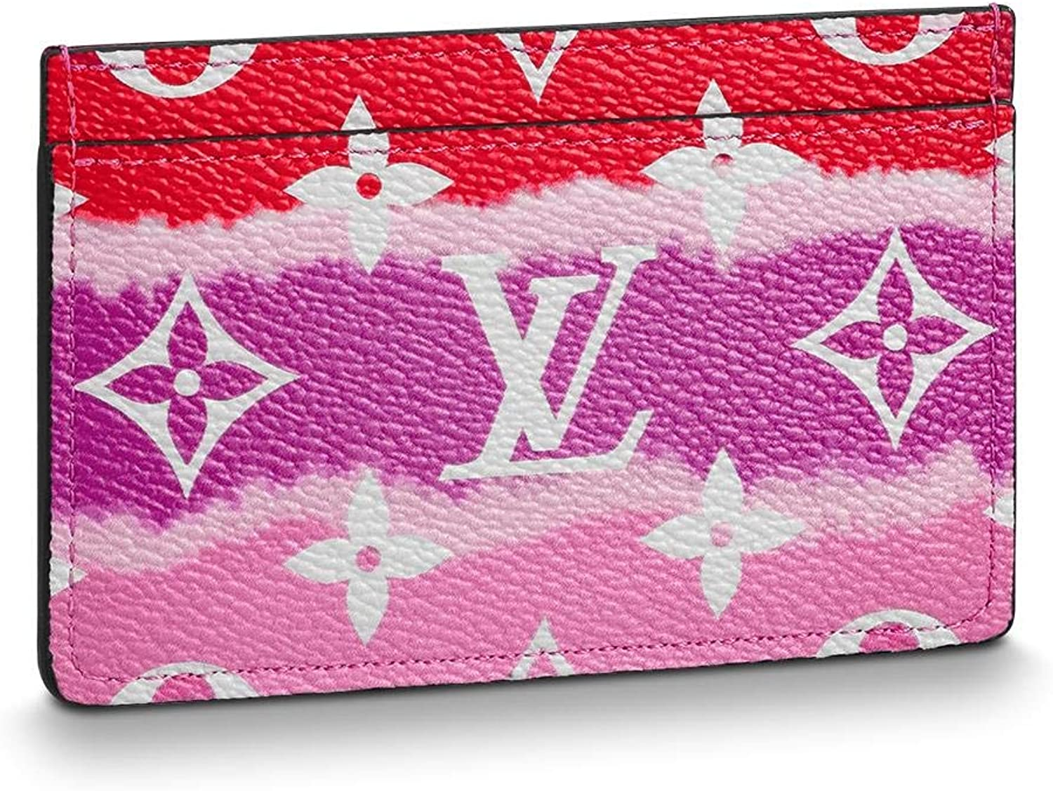 Louis Vuitton Lv Escale Card Holder Red Limited Edition At Amazon Women S Clothing Store