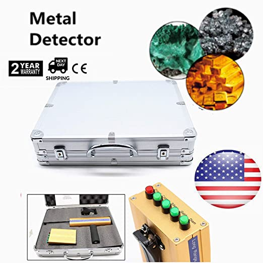 Amazon.com : MONIPA Metal/Gold Detector, 3D AKS Handhold Diamond Finder Machine Hunter, 800M Long Range Gold Silver Copper Precious Stones Tracker ...