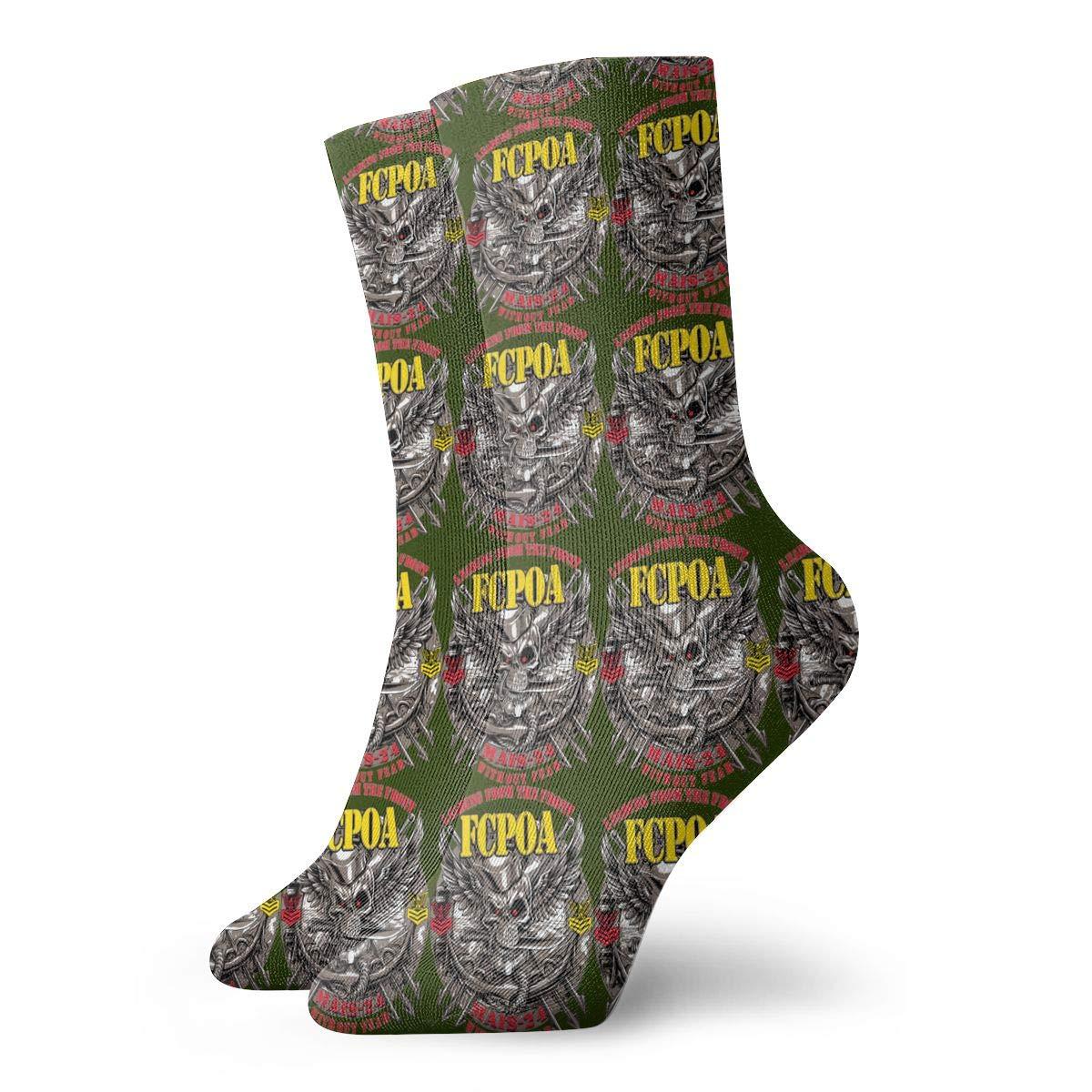 MAL 24 FCPOA 3D Socks Unisex Novelty Crew Sock Low Socks Athletic Socks