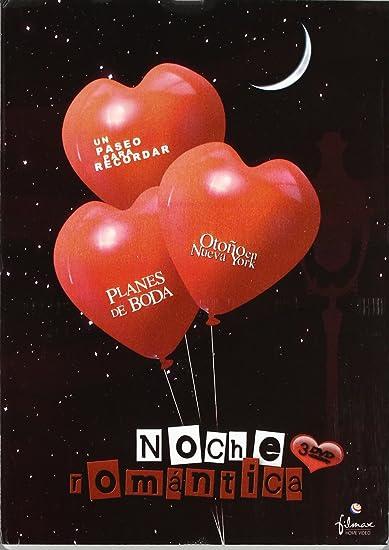 Pack noche romántica [DVD]: Amazon.es: Varios: Cine y Series TV
