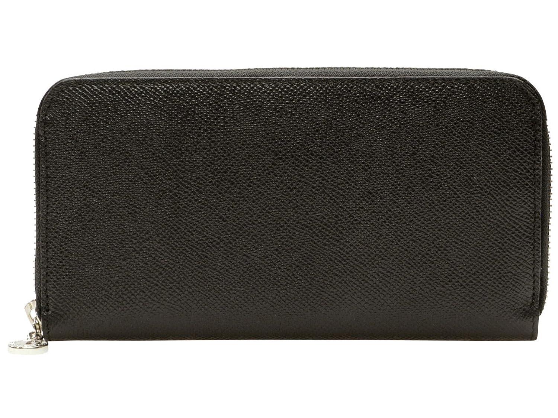 (ブルガリ) BVLGARI 財布 長財布 ラウンドファスナー CLASSICO ABU メンズ ブラック レザー 20886 アウトレット ブランド [並行輸入品] B01LYAU4JS
