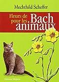 Fleurs de Bach pour les animaux