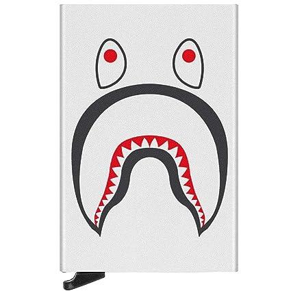 Funda para tarjeta RFID, diseño de tiburón ponr tee ...