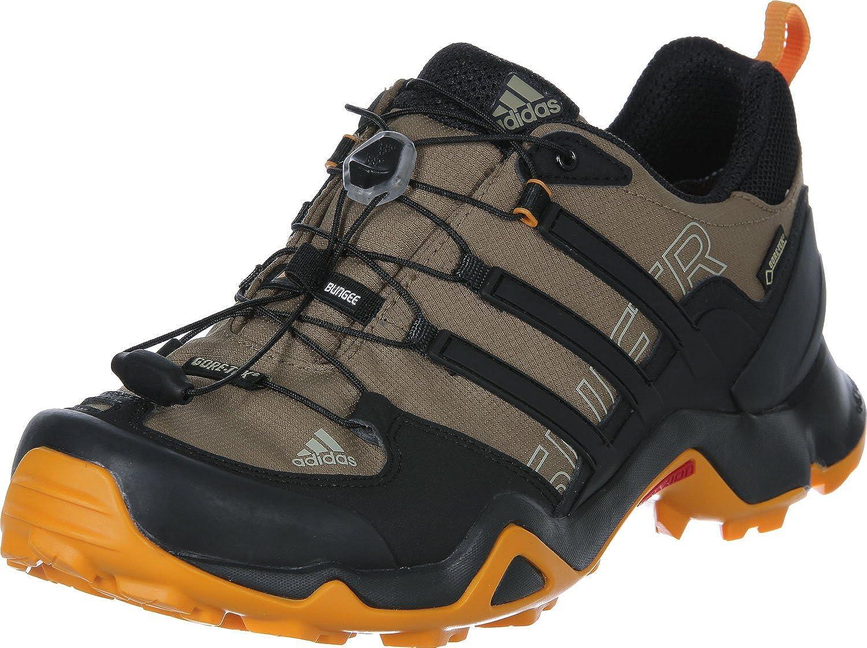 Cerebro localizar Medalla  Adidas Terrex Swift R GTX trekking and hiking shoes for men, EQT shoes,  Men, EARTH/CBLACK/EQTORA, 5.5: Amazon.co.uk: Sports & Outdoors