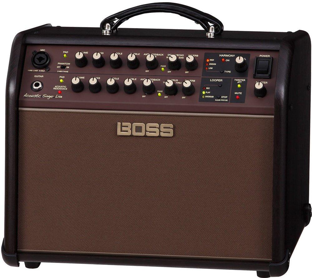 BOSS / ACS-LIVE Acoustic Singer Live ボス B01NCWDV2C