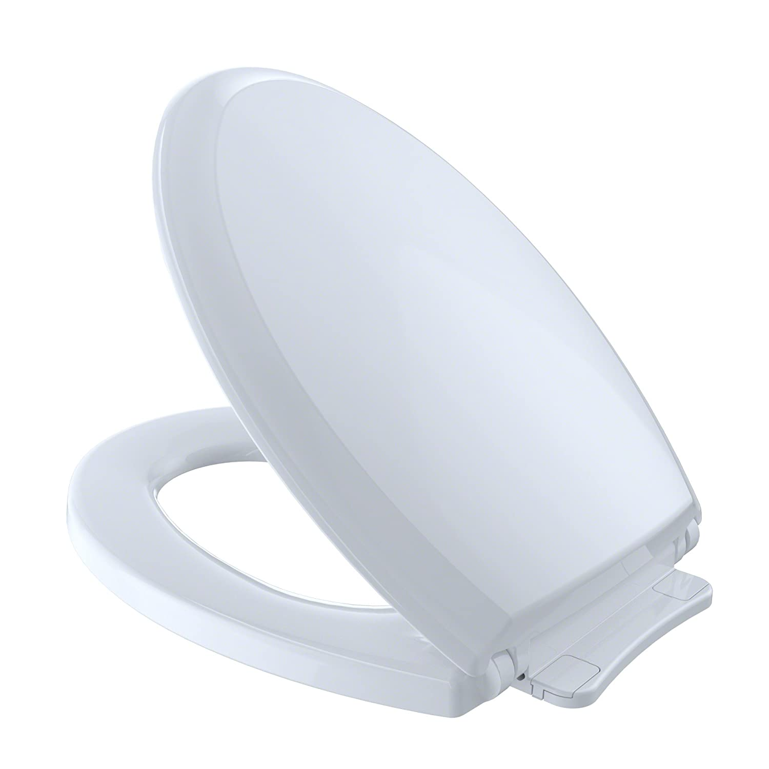 Toto Elongated Toilet Seat.Toto Ss224 11 Guinevere Softclose Elongated Toilet Seat Colonial White