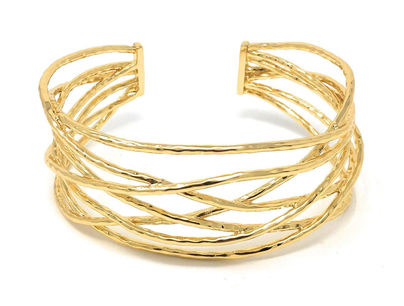 gorjana Lola Gold Cuff Bracelet