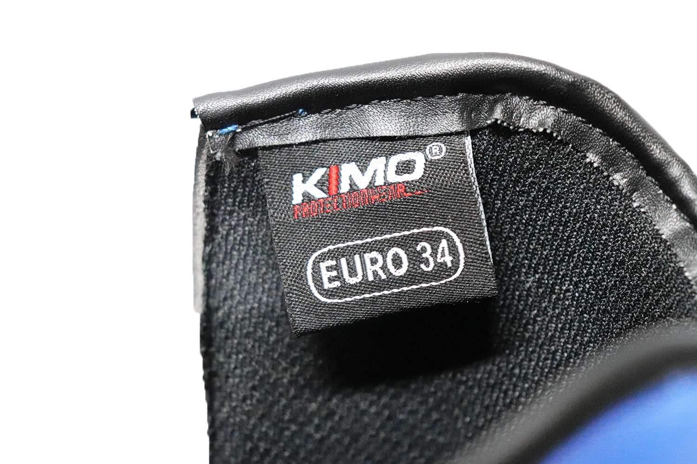 34 Bottes Moto-Dirt-Pocket pour Enfant Rouge