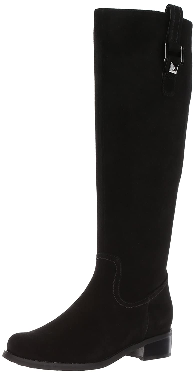 Blondo Women's Velvet Waterproof Riding Boot B072FGK2KZ 6 B(M) US|Black