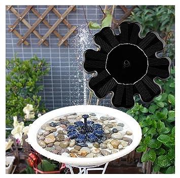 Fossrn Solares Fuentes Decorativas Jardin Fuente solar de la fuente