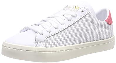 promo code 28f5b d3ce9 adidas Courtvantage Scarpe da Ginnastica Basse Uomo  Amazon.it  Scarpe e  borse