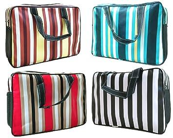 Amazon.com: XICHEN - 4 bolsas de lavado de PVC, impermeables ...