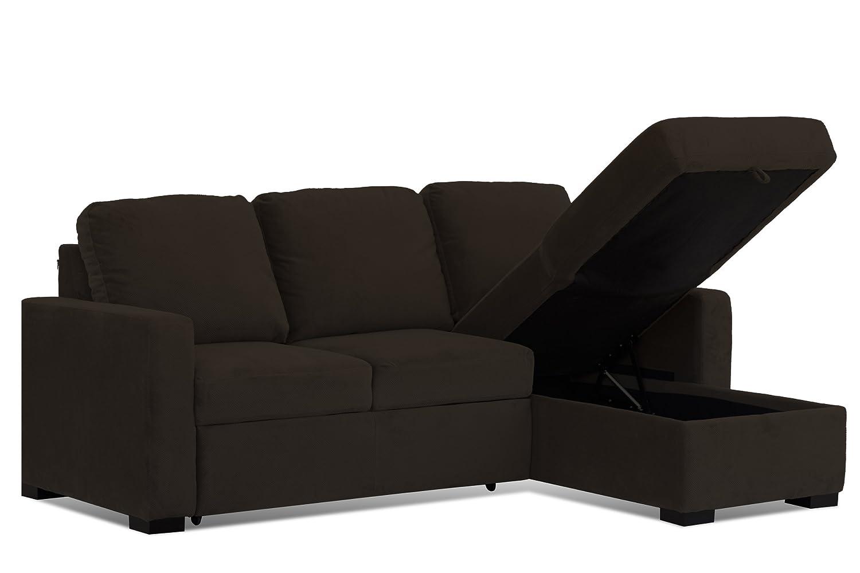 Cool Amazon Com Westport Home Sienna Convertible Sofa Java Forskolin Free Trial Chair Design Images Forskolin Free Trialorg